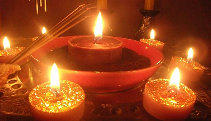 rituales para atraer buena suerte
