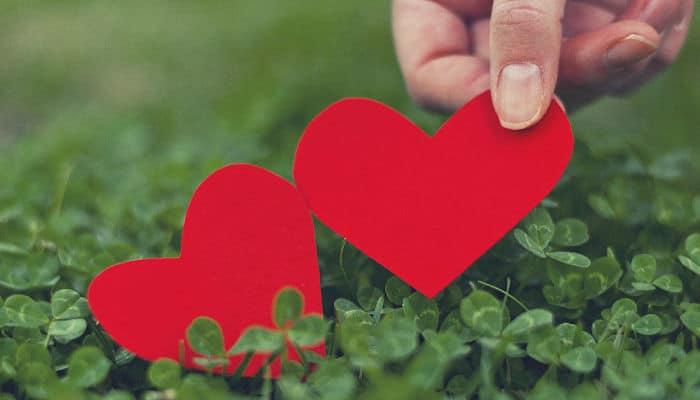 como atraer suerte en el amor