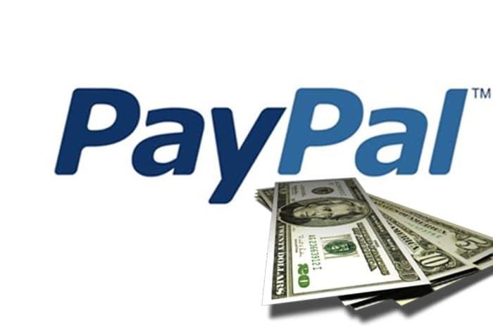 como ingresar dinero en PayPal