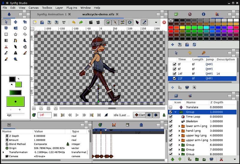 Los 13 mejores programas para crear dibujos animados for Programas para dibujar