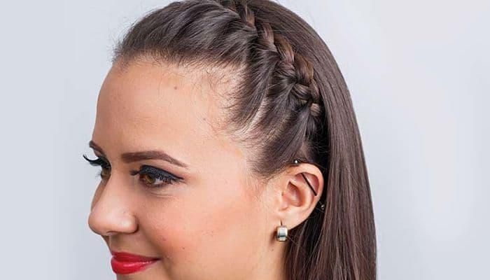 16 Peinados Con Trenzas Por Todo El Pelo Para Cualquier