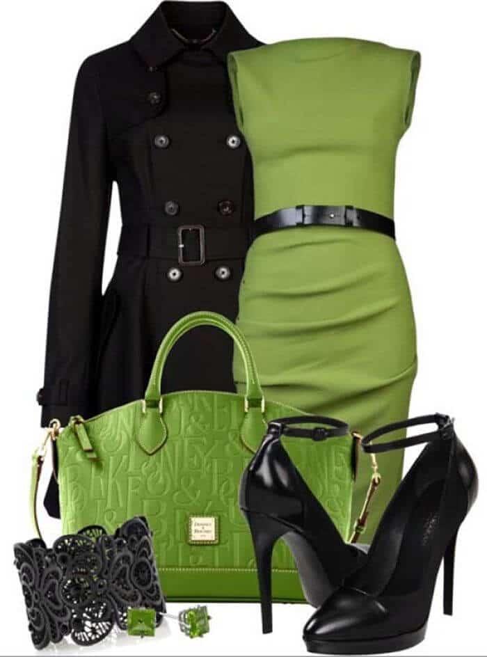 Colores que combinan con el verde y los diferentes tipos - Colores que combinan con el verde ...