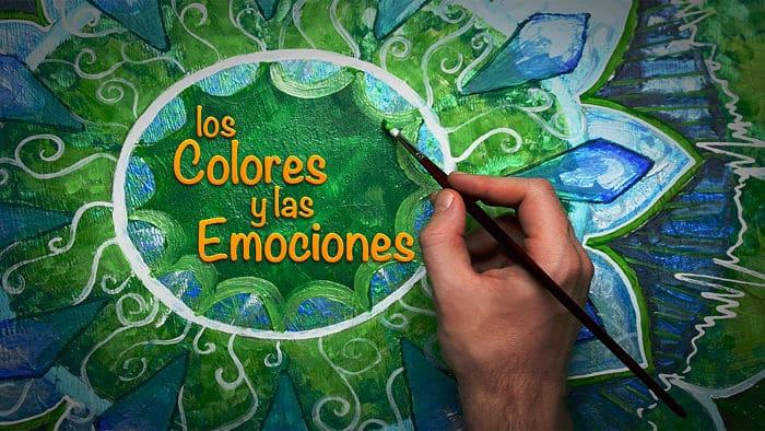 Los colores de las emociones