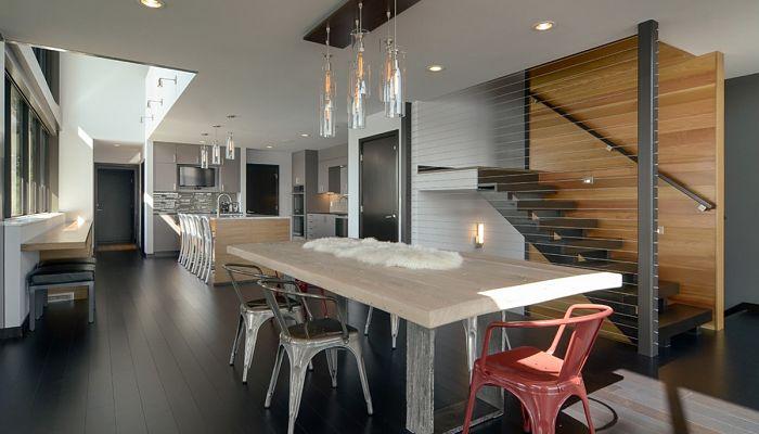 10 elementos que necesitan las casas modernas por dentro for Casa moderno kl