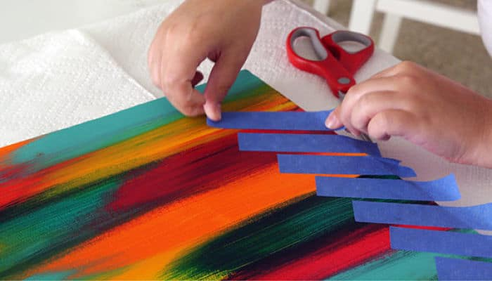 Como Pintar Un Cuadro Abstracto 161 Aprende A Ser Todo Un Artista