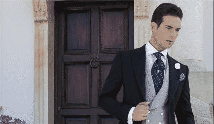 trajes para novio