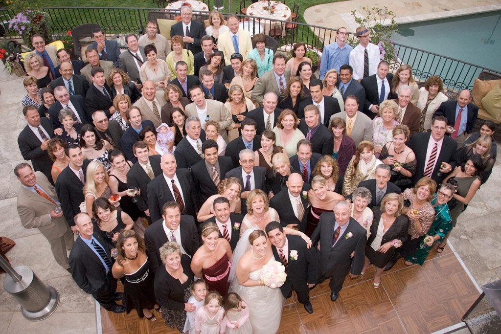 comportamiento invitados de boda