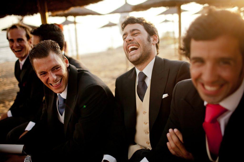 no interrumpir la ceremonia de boda