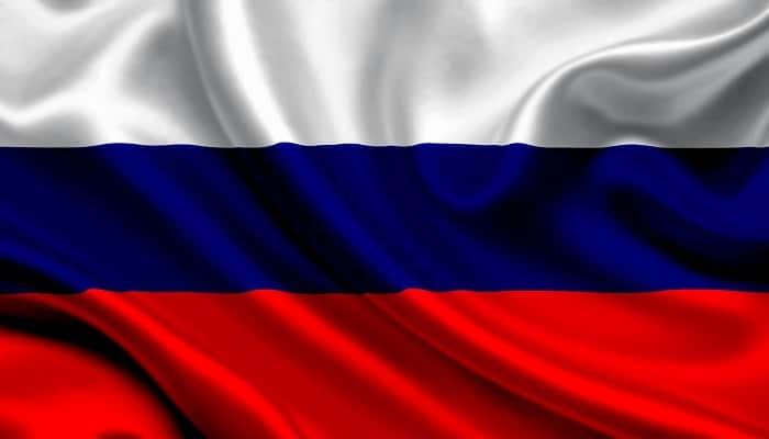 bandera azul, blanca y roja