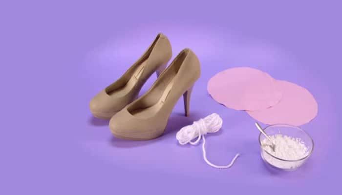 eliminar el mal olor en los zapatos