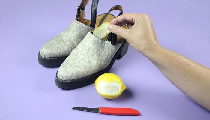 malos olores de los calzados