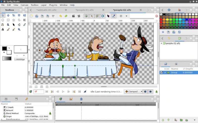 Los 13 mejores programas para crear dibujos animados for Programa para disenar cocinas online
