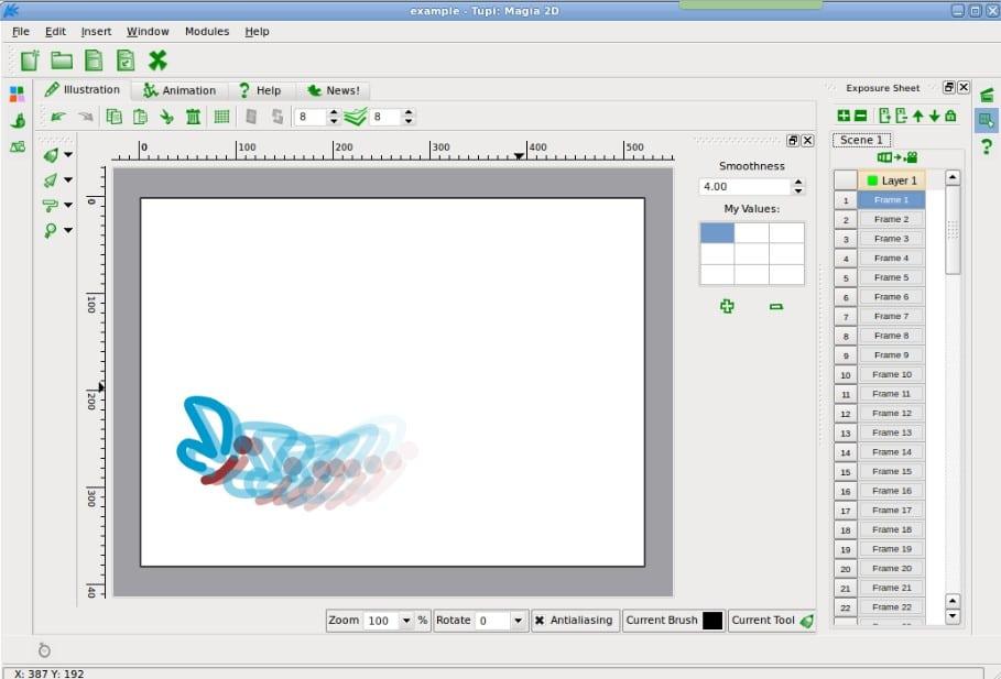 programas para dibujos animados