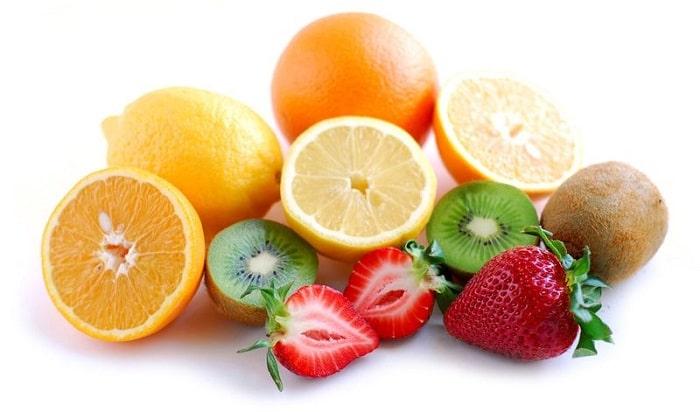 alimentos ricos en lisina y vitamina c