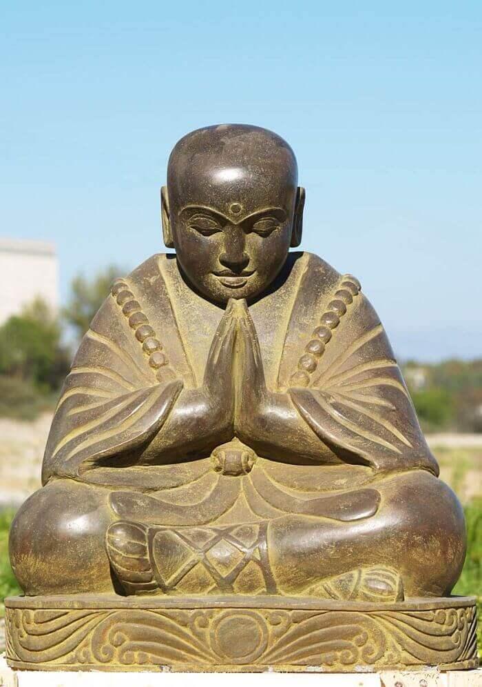 Las Estatuas De Budas Los Significados Que Esconde