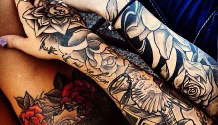 4 Interesantes Ideas Para Colocarte Tatuajes En El Brazo