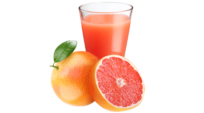 toronja para la dieta de la fruta