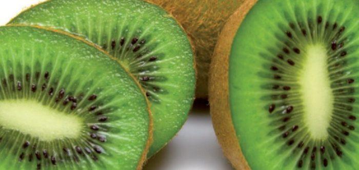 kiwi para la dieta de la fruta