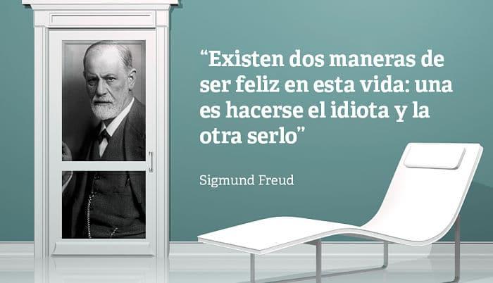 Algunas frases de Sigmun Freud