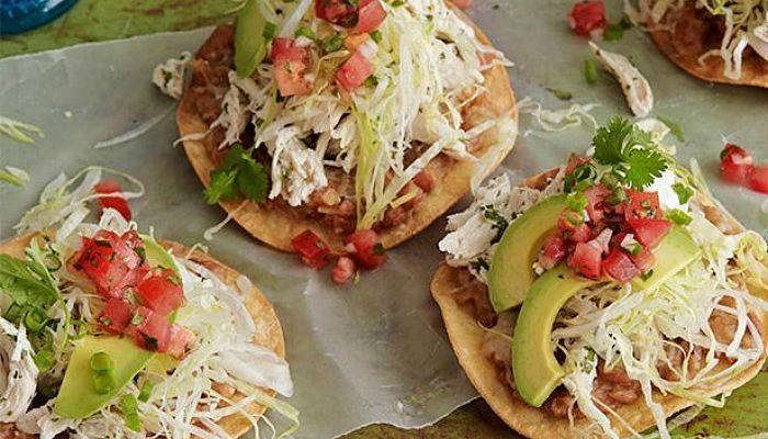 prueba la comida mexicana