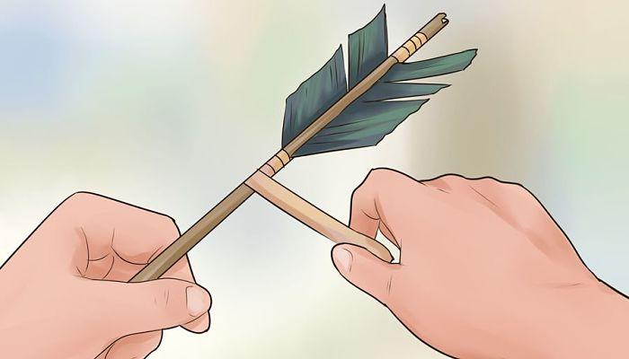pasos para hacer un arco facil