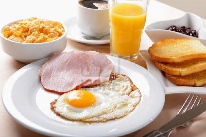El desayuno remedio beneficioso contra la ansiedad.