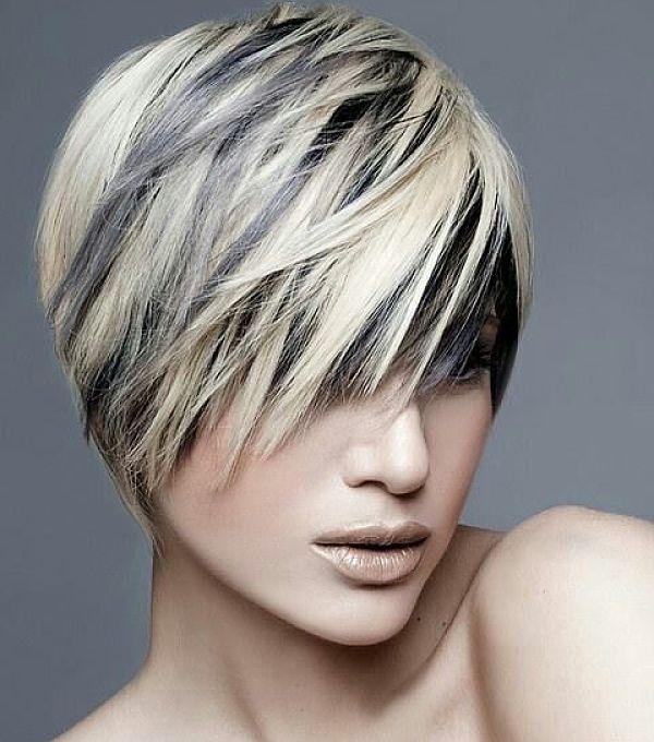 mechas en pelo corto 2 maneras f ciles de hacerlas