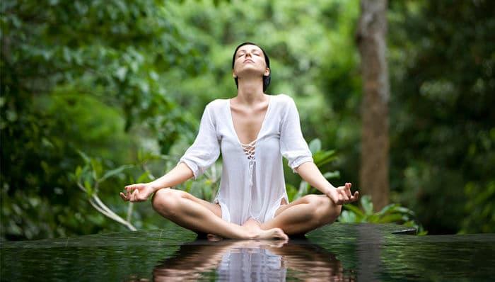 El yoga y su respiracion, para evitar la ansiedad