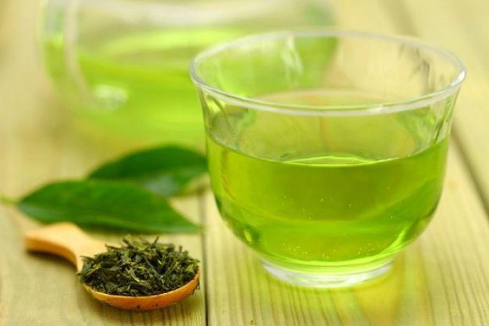 Te verde remedio natural para la ansiedad
