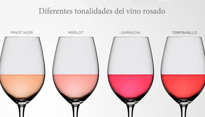 variedades de vino tinto