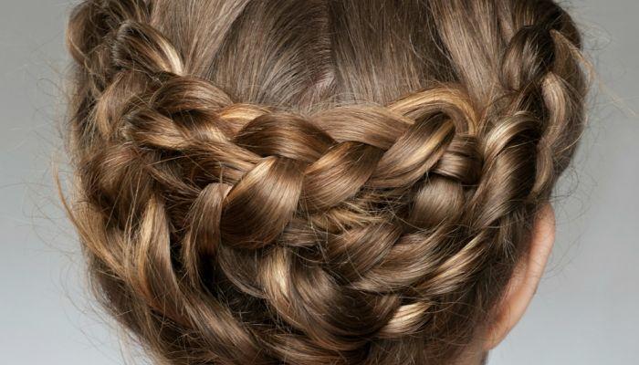 trenzas en el pelo paso a paso