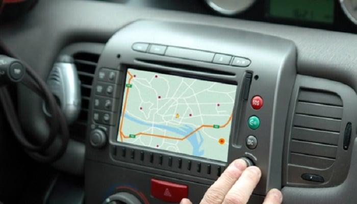 GPS en Automóviles