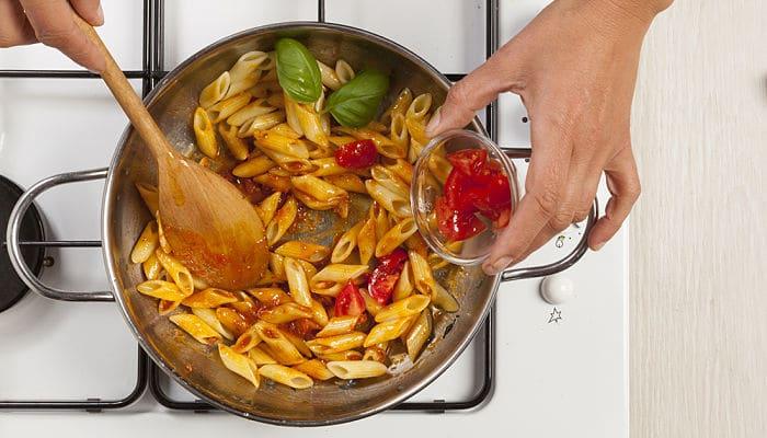 como hacer macarrones con queso