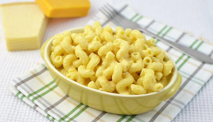 pasos para hacer macarrones con queso