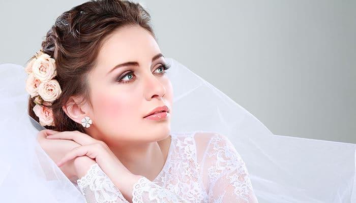 como hacer un velo de novia