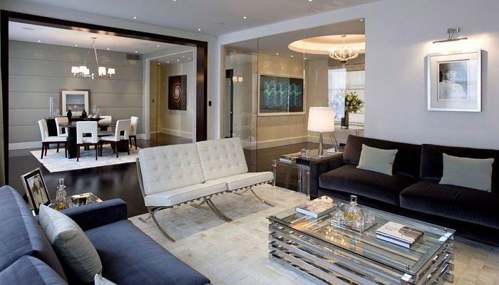 10 elementos que necesitan las casas modernas por dentro - Suelos de casas modernas ...