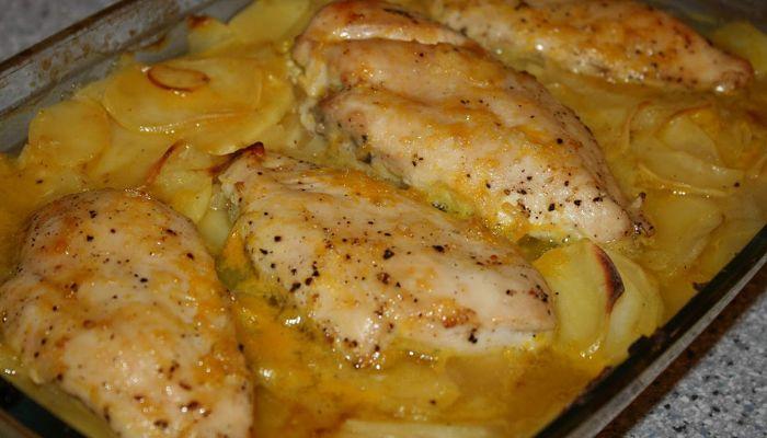 Cocinar pechugas de pollo en salsa dise os for Formas de cocinar pollo