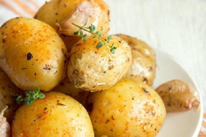 C mo cocer patatas en el microondas 6 pasos s per f ciles - Tiempo de cocer patatas ...