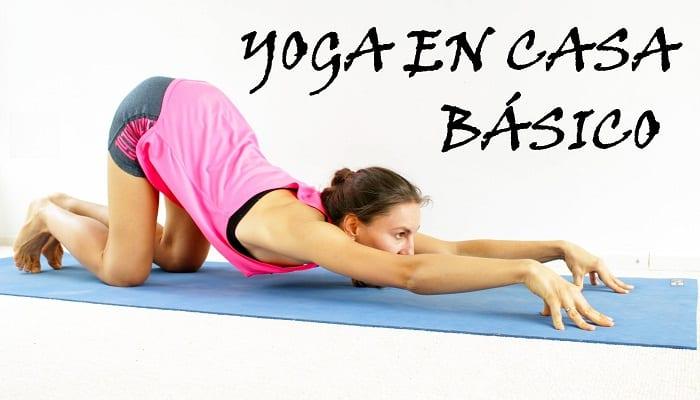 12 Posturas Básicas En El Yoga Para Practicar En Casa 718c975623cc