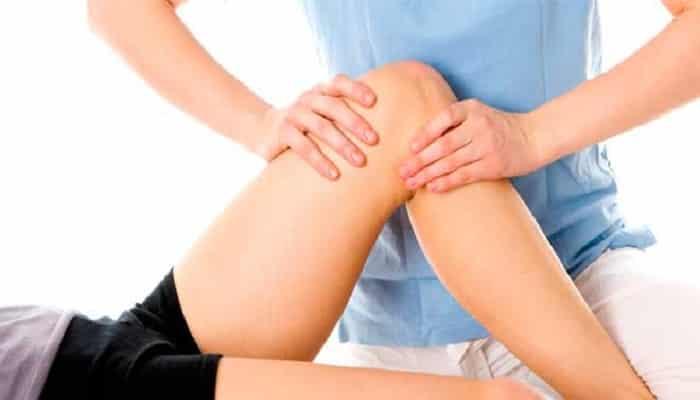 tratamiento de la rodilla