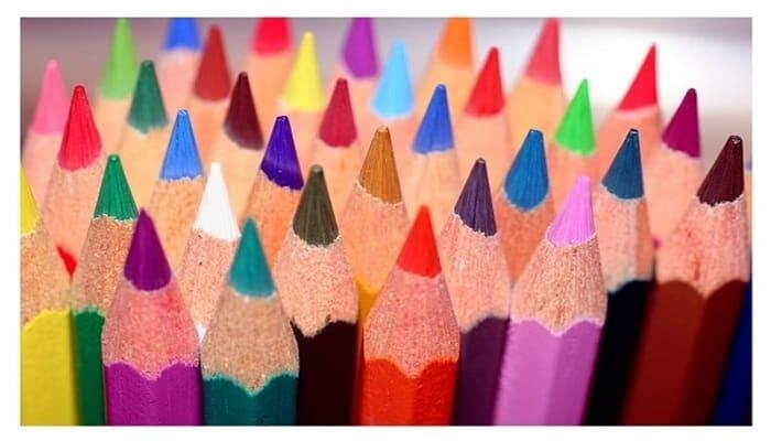 los colores para invidentes