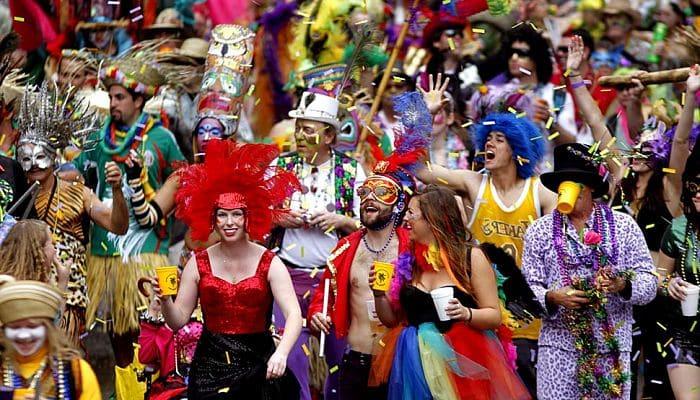 Orígenes del Carnaval
