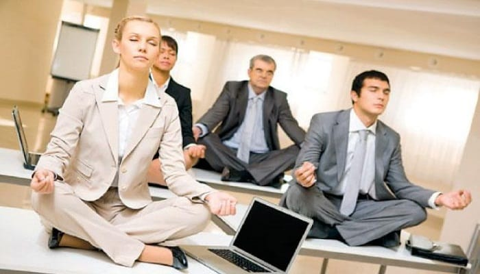 el trabajo y el estrés