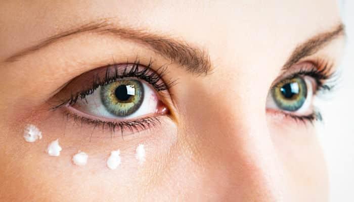 bolsas debajo de los ojos