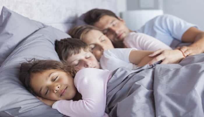 como usar el yoga para dormir