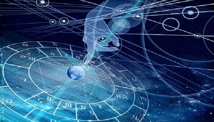 forma circular de la astrologia