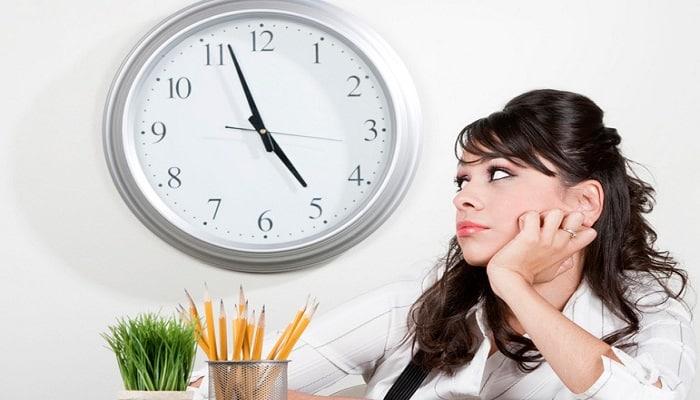 organizar su tiempo sabiamente