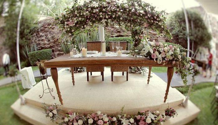 decora tu boda con decoración vintage - eruportal