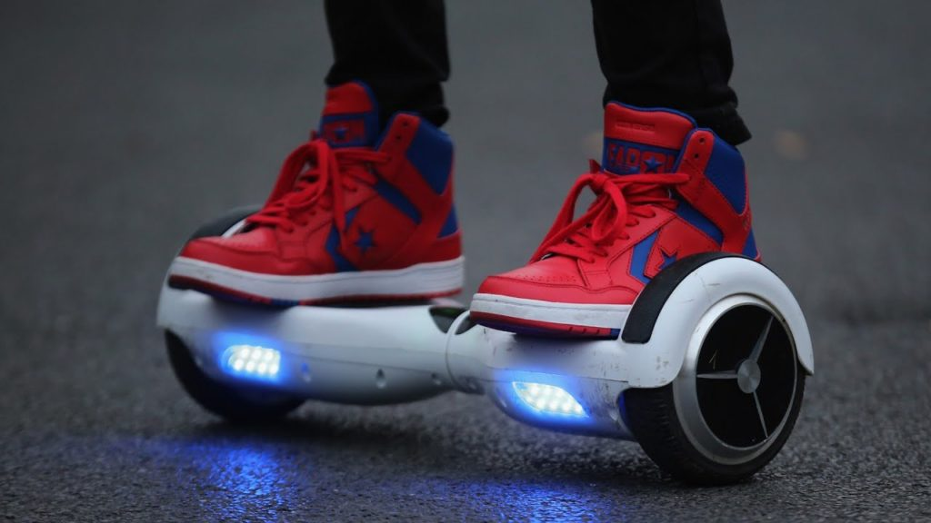 patinete hoverboard